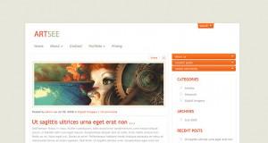 ArtSee WordPress Theme