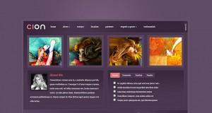 Cion WordPress Theme