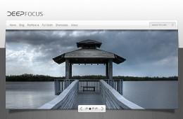 DeepFocus Responsive WordPress Theme