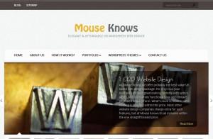 Mouse Knows Runcorn Website Design