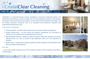 Cristal Clean Cleaning