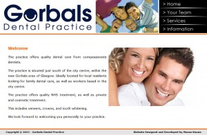 Gorbals Dental Practice Glasgow